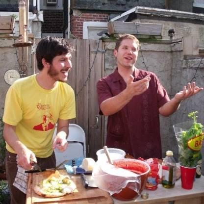 Thad and Dan 2009